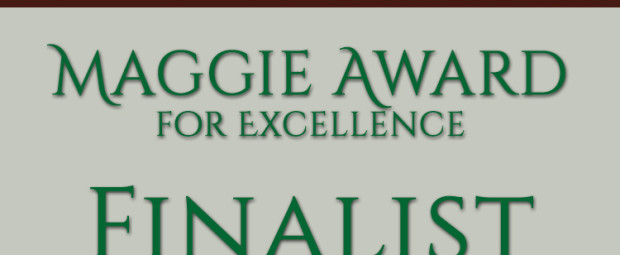 Maggies Finalist badge